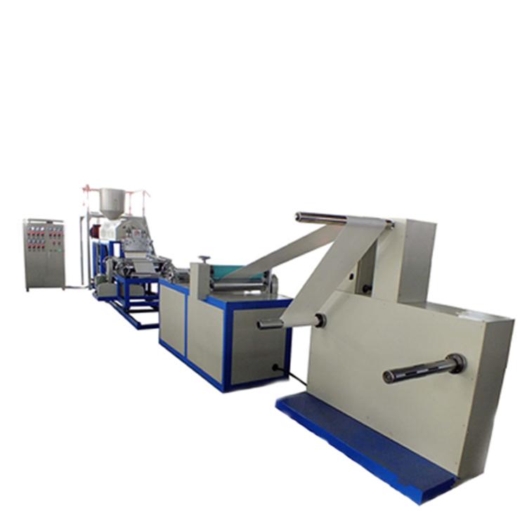 Factory making Eps Foam Production Line - PE Foam Cap Liner Sheet Machine – Fushi Packing