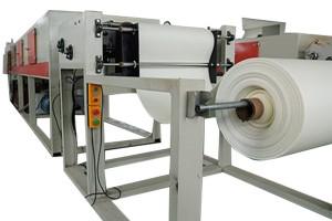 XPE Foam Sheet Wall Sticker Making Machine