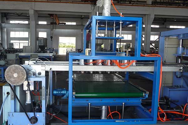 2017 High quality Pet Recycling Machine Companies - FS-YTA600/1000  Vacuum Forming Cutting Stacking Machine – Fushi Packing