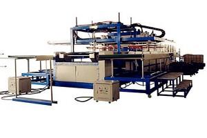 FS-YTA1100/1400 Robot Arm Vacuum Forming Cutting Stacking Machine