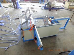 Knotless Net Bag Hot Sealing Machine