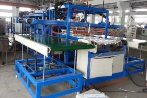 FS-YTA1100 / 1400 Robot de buit Braç La formació d'apilament de tall de la màquina